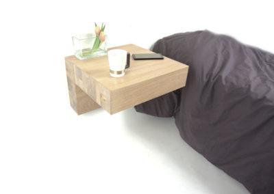 Zwevend nachtkastje Sesam 41 cm breed